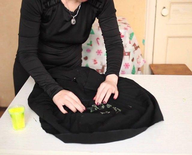 Как убрать слайм с одежды подручными средствами